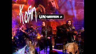 Korn Throw Me Away MTV Unplugged