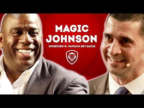 Best Magic Johnson Interview on Entrepreneurship, His Greatest Mentor & LeBron vs Jordan