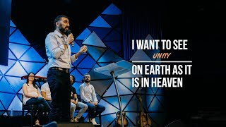 I Want to See Unity on Earth as it is in Heaven // 7x7 Session