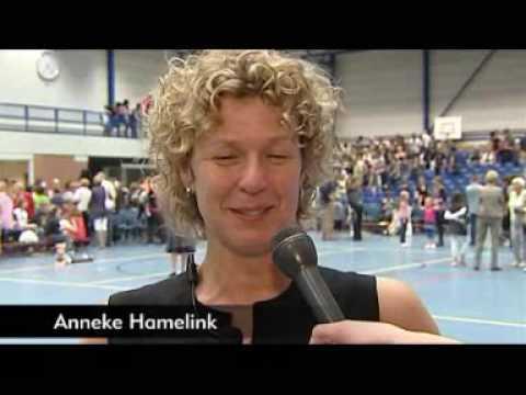 Anneke Hamelink bij Maximaal TV