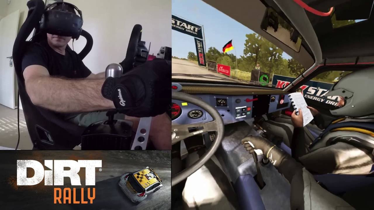 dirt rally motion vr youtube. Black Bedroom Furniture Sets. Home Design Ideas