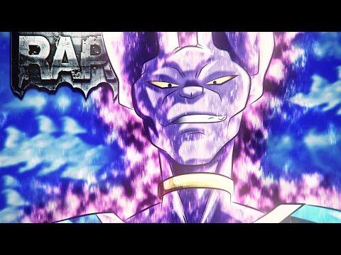 ♫ Rap do Bills | Deus da destruição (Dragon Ball Super) | VG Beats