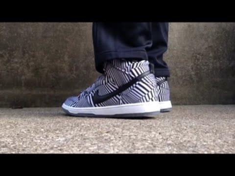 best sneakers 5da01 8857e On Feet: Nike Dunk SB