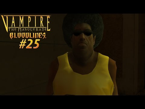 Let's Play Vampire the Masquerade Bloodline #25 FAT LARRY