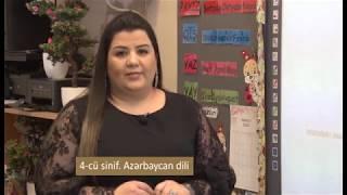"""""""Dərs vaxtı"""": 4-cü sinif dərsləri  (17.03.2020)"""