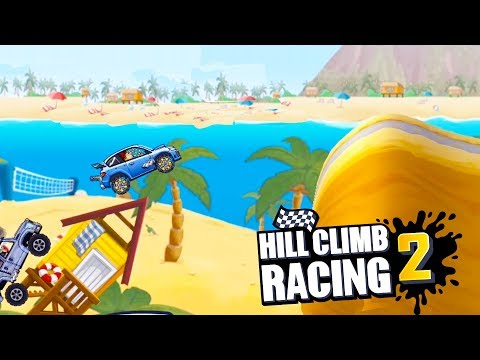 Hill Climb Racing 2 #36 - Android Gameplay - Best Android Games 2018 - Droidnation - 동영상