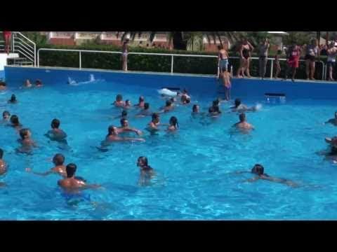 Acqua village cecina li scivoli kamikaze doovi for Piscina limbiate