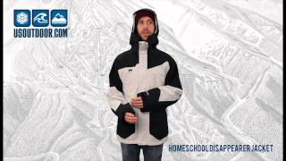 Homeschool Disappearer Jacket