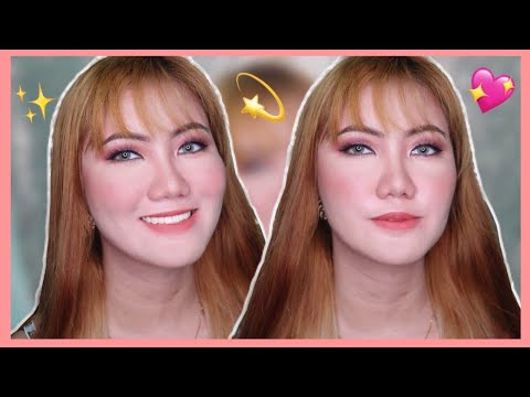 FULL FACE USING KOREAN BRAND MAKE UP FT. CHARIS CELEB & ALTHEA KOREA | Sasay Galeng thumbnail