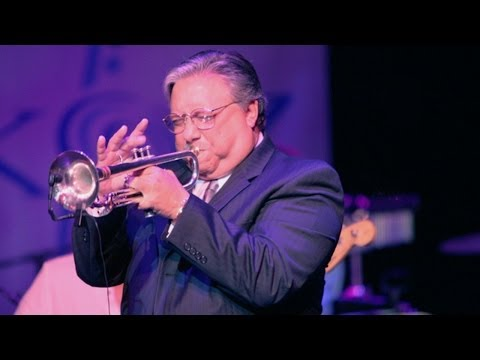 Jazz Legend Arturo Sandoval Performs at the 2013 Medal of Freedom Awards