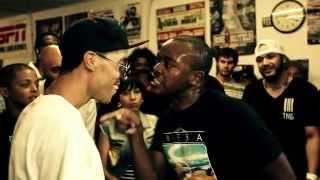 Download Video rapper Joey Jawz jumps into rap battle | Illruminati vs Kaine Sosa | AHAT MP3 3GP MP4