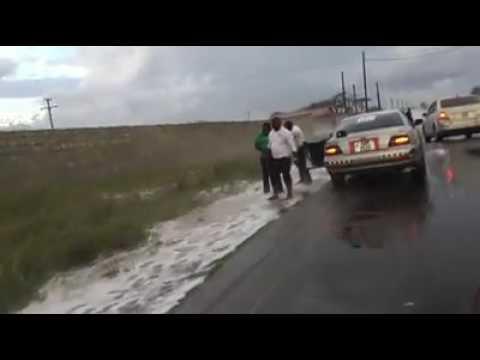 Lusaka hailstorm
