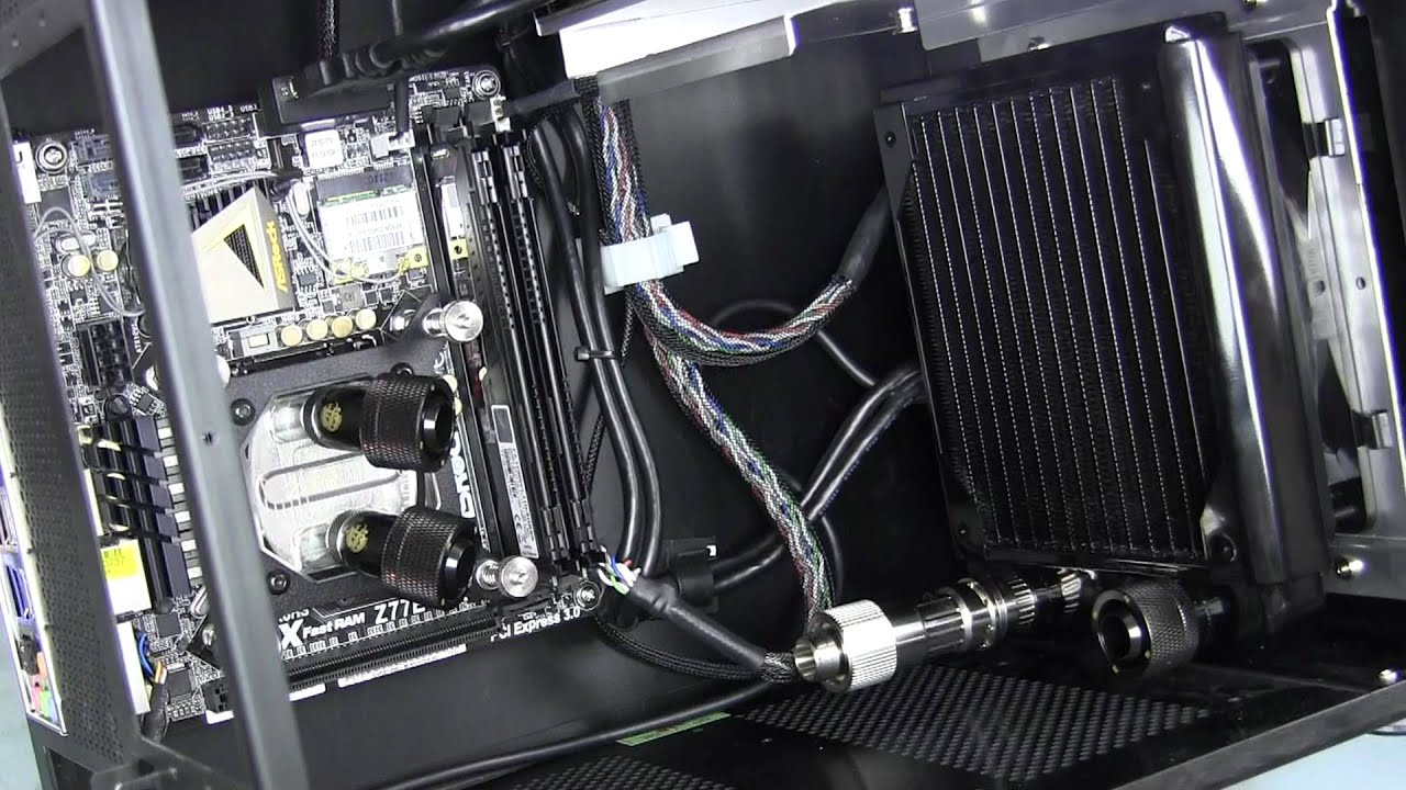 newegg how to build a pc part 3