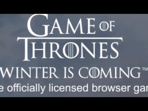 Game Of Thrones - Winter Is Coming - Got WiC K55 Live Stream - Minimal Spending