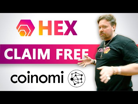 HEX Crypto - How To Claim With Coinomi Wallet? - Get 11.000 HEX For Every Bitcoin 2019