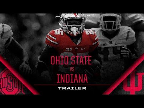 Ohio State Football: Indiana Trailer