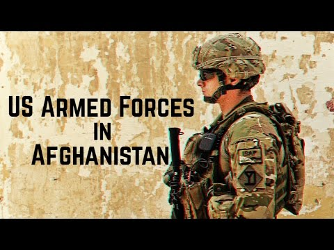 US Armed Forces in Afghanistan