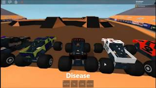 Monster Jam Roblox Youtube Series 2: San Diego Freestyle