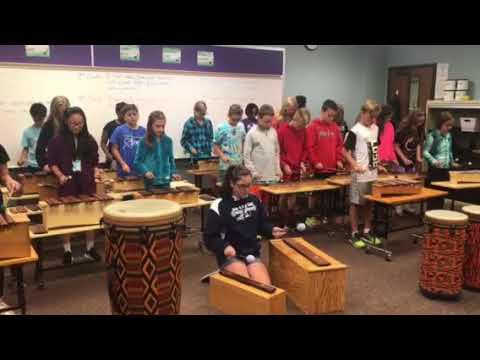 MacAllister Class Composition