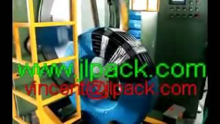 Машина катушки упаковки(, 2013-10-25T01:58:07.000Z)