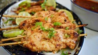 CHICKEN TURKISH KEBAB With Sauce*Khalida Kitchen*in Urdu  Hindi