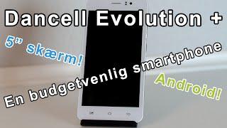 Gennemgang af Dancell Evolution + @ ElektronikTest.dk