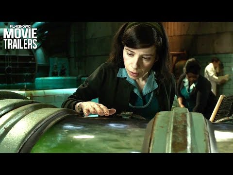 "Guillermo del Toro's THE SHAPE OF WATER | ""Lab Encounter"" Clip"