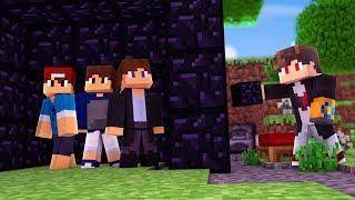 Minecraft: TROLEI PRENDENDO TODO MUNDO COM OBSIDIAN NO BEDWARS  ‹ JUAUM ›