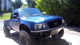 2009 4x4 Ranger Long-Travel Prerunner