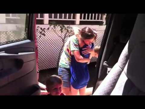 Amazing, emotional foreign adoption home coming!! Have your kleenex ready.