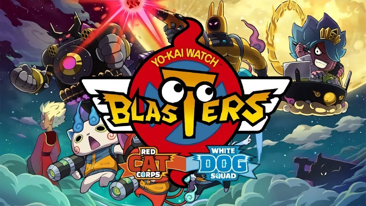 Main Theme   Extended   Yo kai Watch Blasters Red Cat Corps/White ...