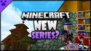 NEW MINECRAFT MODDED SERIES?! | Roguelike, Adventures & Dungeons Mod Pack (Minecraft Survival) PILOT