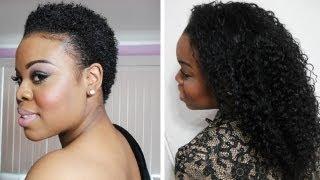 Video How I Grew My Natural Hair | Length Retention - SimplYounique download MP3, 3GP, MP4, WEBM, AVI, FLV Juli 2018