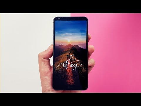 LG G6 É LINDO E INOVOU NA TELA. MAS VALE A PENA? | UNBOXING ANDROID4ALL