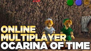 Online Multiplayer Coming to Zelda Ocarina of Time