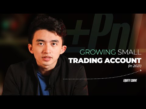 How to grow a small account exponentially in 2021. Day Trading