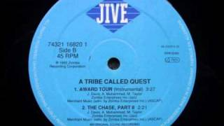 A Tribe Called Quest - The Chase, Part II Ft. Consequence