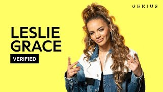 "Leslie Grace ""Lunes A Jueves"" Official Lyrics & Meaning 