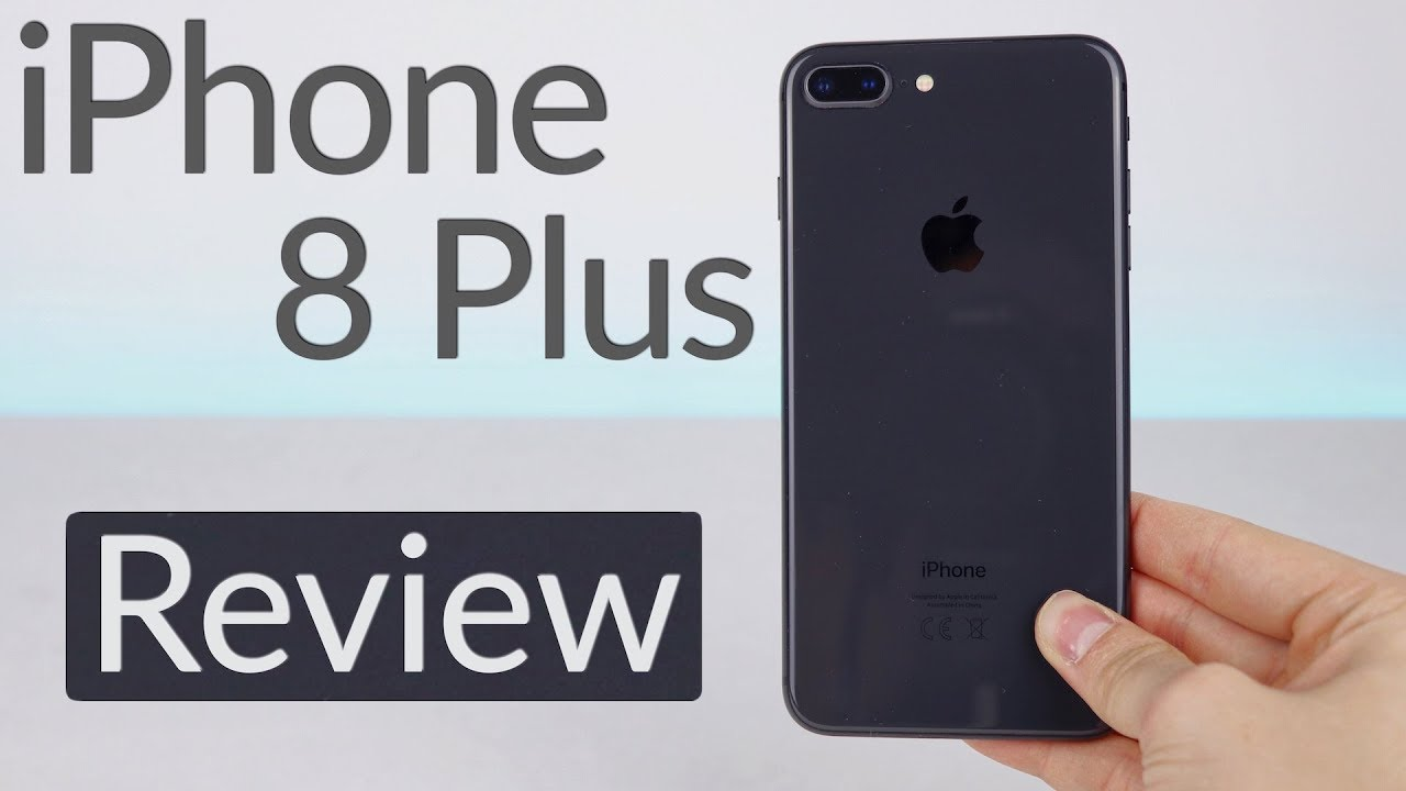iphone plus review iphone 8 plus review space gray 4671