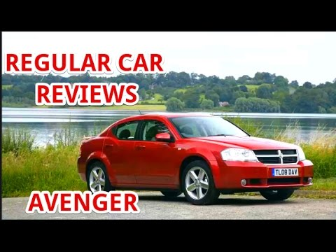 Hot Regular Car Reviews Avenger