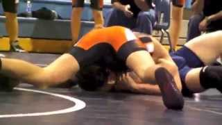 Powhatan Wrestling  Highlights 2010-2011