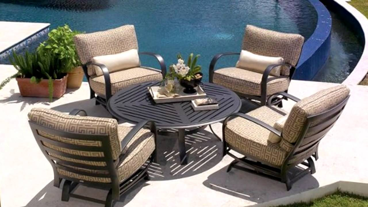 Cheap patio furniture youtube for Inexpensive furniture