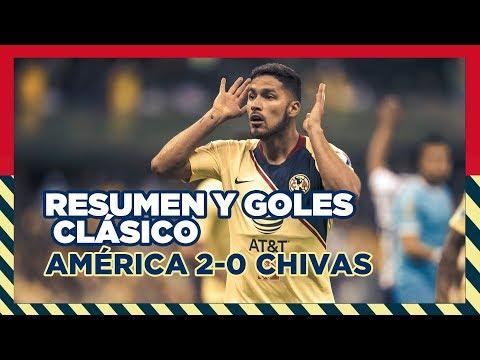 Club América 7 6 1 2 Pumas Resumen Todos Goles