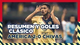 Resumen | América 2 - 0 Guadalajara | Copa MX - Clausura 2019 - Cuartos de Final | Club América
