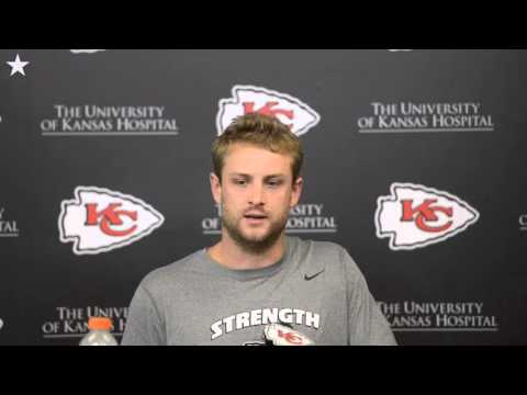 Chiefs Dustin Colquitt Discussed The Enjoyment of Punting