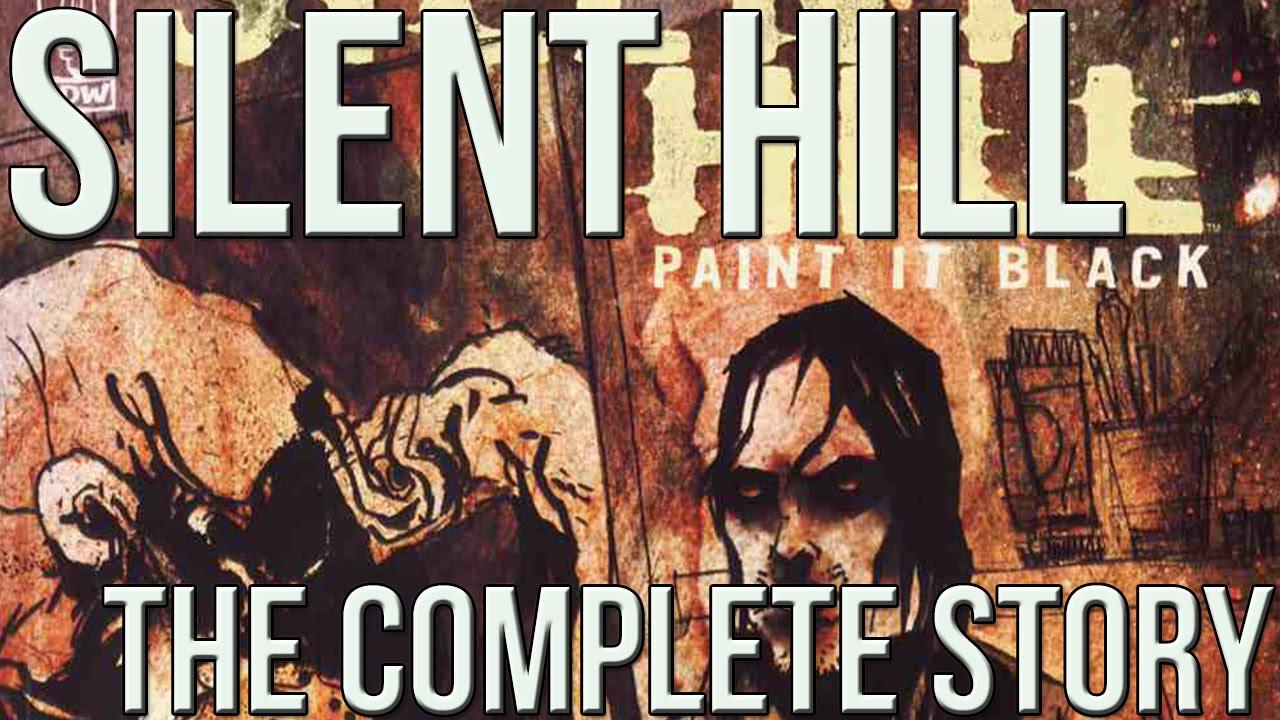 Silent Hill Comic Book