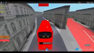 ROBLOX | London & South Bus Simulator V7.1 | Route 19: Holborn to Chelsea, Worlds End1248283