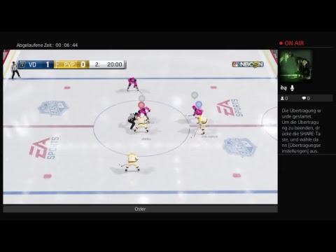 PS4-Live-Übertragung von BVB-Adrian