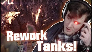 Hashinshin: Rework TANKS! They need GAMEPLAY! ft. Laceration