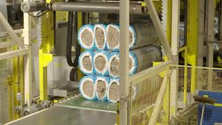 Knauf Insulation and Veolia - Reduced Transport Carbon Emissions